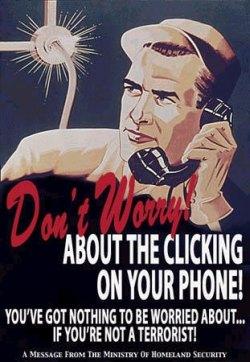 Politie achteloos met telefoontap