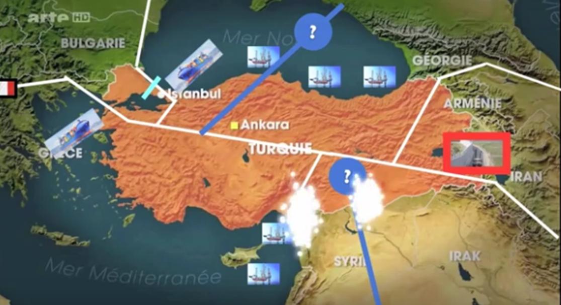 Knooppunt Turkije