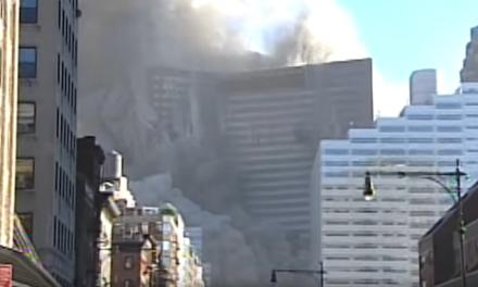4 jarige studie toont aan: WTC gebouw 7 niet ingestort door brand.